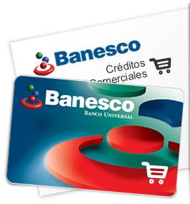 Créditos Comerciales Banesco