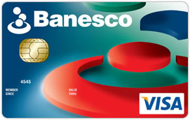 Tarjeta de Crdito Banesco Visa