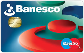 Tarjeta de Dbito Banesco Maestro