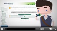 Cómo activar tu tarjeta de crédito a través de BanescOnline